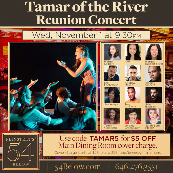 TAMAR OF THE RIVER REUNION CONCERT!!!!